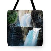 St Mary Falls Tote Bag