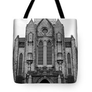 St Mary's Cathedral Memphis Tn Tote Bag