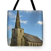 St Mary's Church - Coton In The Elms Tote Bag