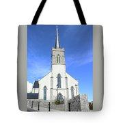 St. Marys Church Killybegs Tote Bag
