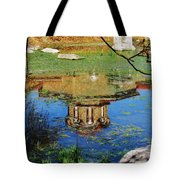 St. Mary's Church Philipi, Greece Tote Bag