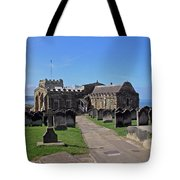 St Mary's Church - Whitby Tote Bag