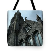 St. Mary's Of The Rosary Catholic Church Tote Bag