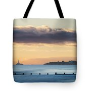 St Mary's Sunrise Tote Bag