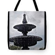 St. Mary's Water Fountain Tote Bag
