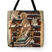 St. Matthew, 10th Century Tote Bag