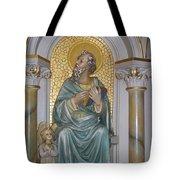 St. Matthew Tote Bag