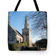 St Michael And All Angels Church -- Little Bredy Tote Bag