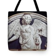 St. Michael The Archangel Tote Bag