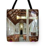 St Mylor Altar Cross Tote Bag