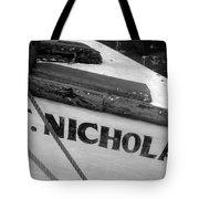 St. Nicholas Tote Bag