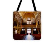 St. Nicholas Of Tolentine Church - Iv Tote Bag