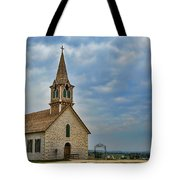 St Olafs Church Tote Bag