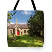 St Oswald's Church Entrance Tote Bag