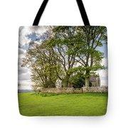 St Oswald's Church Heavenfield Tote Bag