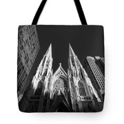 St Patrick's Cathedral  Tote Bag