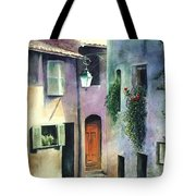 St. Paul De Vence Tote Bag