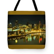 St. Paul In The Evening Tote Bag