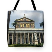 St. Paul Outside The Walls Tote Bag