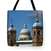 St Pauls An Alternate View Tote Bag