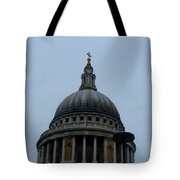 St. Paul's Cathedral Dome Tote Bag
