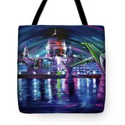 St Pauls Cathedral London Tote Bag