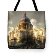 St Paul's Cathedral Tote Bag