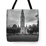 St Paul's Church A Portland Square Bristol England Tote Bag