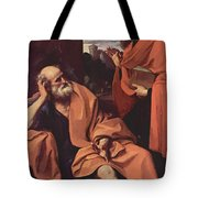 St Peter And St Paul Tote Bag