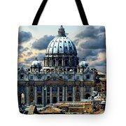 St. Peter's Basilica Tote Bag