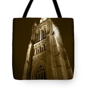St Peter's Church Bournemouth Tote Bag