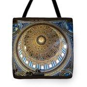 St. Peters Inside The Dome Tote Bag