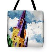 St. Peter's Tote Bag
