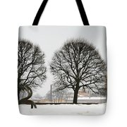 St. Petersburg - Winter Tote Bag