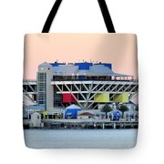 St. Petersburg Pier Tote Bag