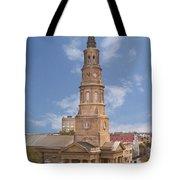 St Philips Episcopal Church Tote Bag