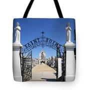 St. Roch Gate #2 Tote Bag