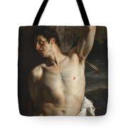 St. Sebastian Tote Bag