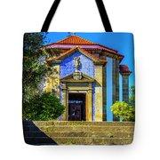 St. Sebastian's Chapel Tote Bag