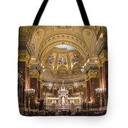 St. Stephen's Basilica Tote Bag