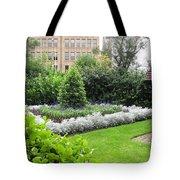 St. Stephen's Garden Tote Bag