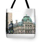 St Stephens Square One Way Vienna Tote Bag