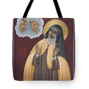 St Teresa Of Avila 177 Tote Bag
