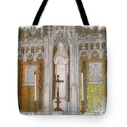 St Therese Of Liseaux Tote Bag