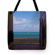 St. Thomas Alley 1 Tote Bag
