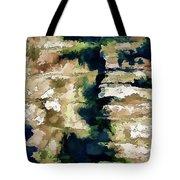 St Thomas - Brick Wall Shadow Tote Bag