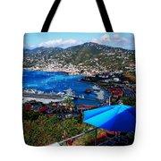 St. Thomas - Caribbean Tote Bag