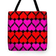 St. Valentine Love Tote Bag