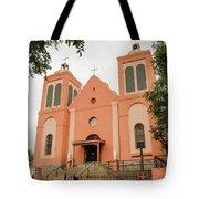 St Vincent De Paul Catholic Church Tote Bag