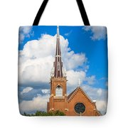 St Wenc On A Bright Summer Day Tote Bag